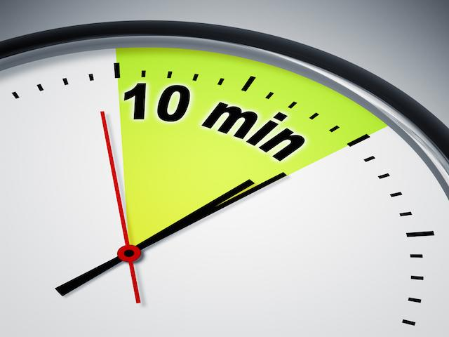 the 10 minute principal s welcome message lead learn lift